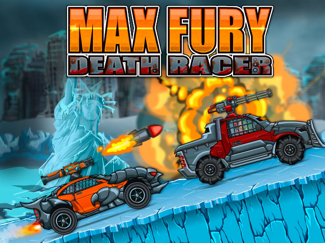 Max Fury [Death Racer]